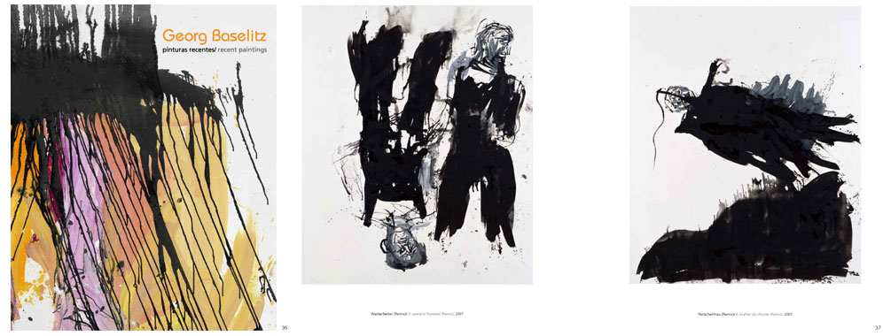 Georg Baselitz – Recent Paintings