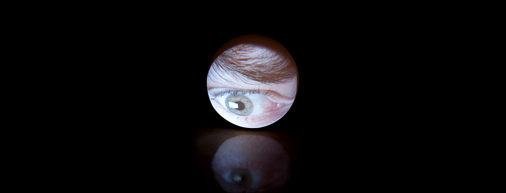 Tony Oursler – Projector