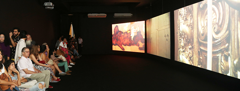 Adriana Varejão – for a cannibal rhetoric. Itinerary: Recife